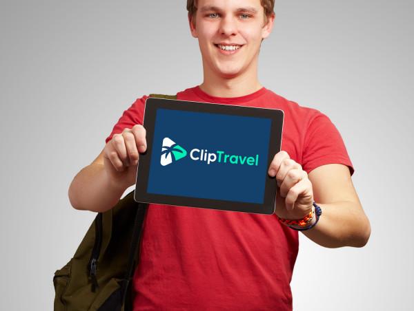 Sample branding #3 for Cliptravel