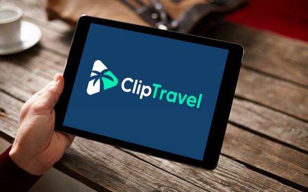 Sample branding #2 for Cliptravel