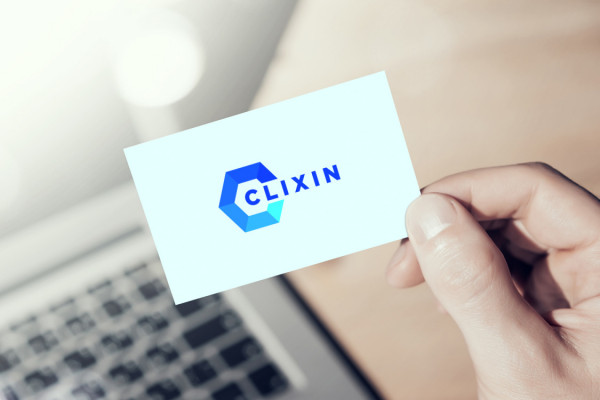Sample branding #3 for Clixin
