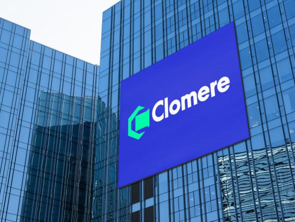 Sample branding #1 for Clomere