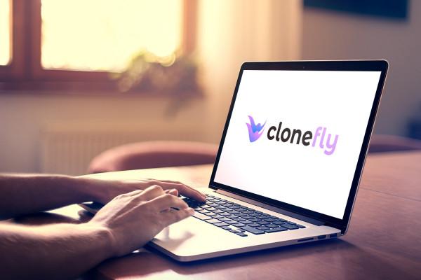 Sample branding #1 for Clonefly
