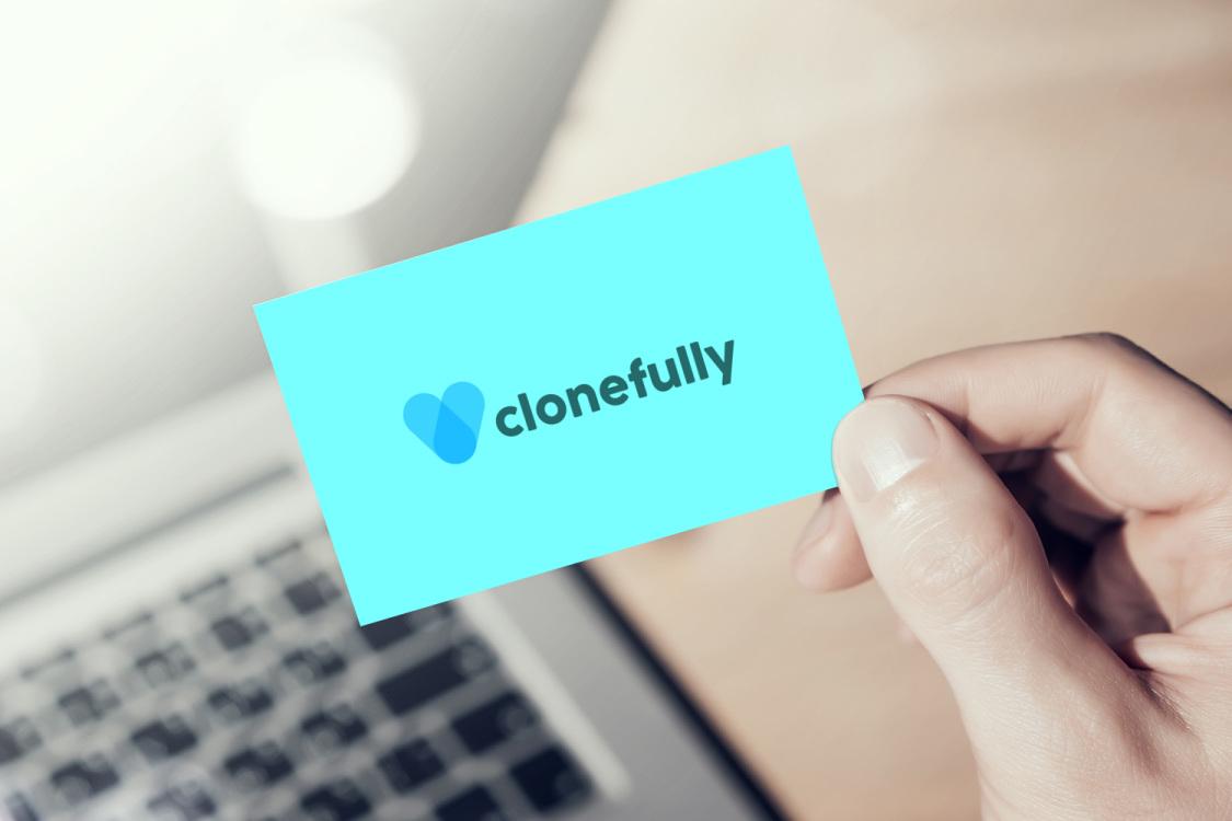 Sample branding #2 for Clonefully