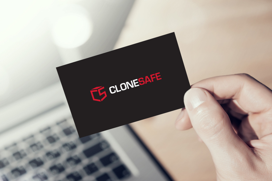 Sample branding #2 for Clonesafe