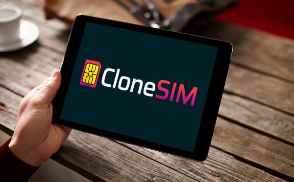 Sample branding #2 for Clonesim