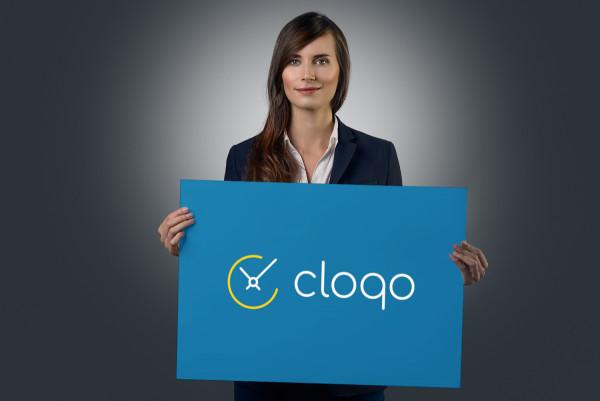 Sample branding #3 for Cloqo