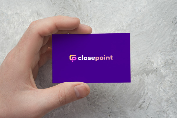 Sample branding #2 for Closepoint