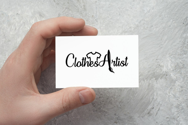 Sample branding #1 for Clothesartist