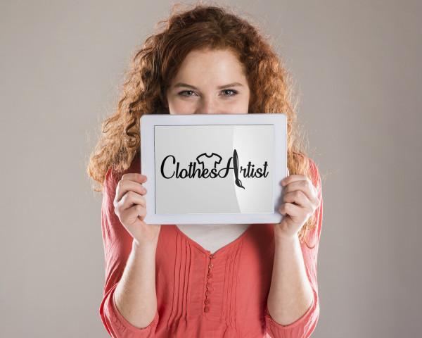 Sample branding #2 for Clothesartist