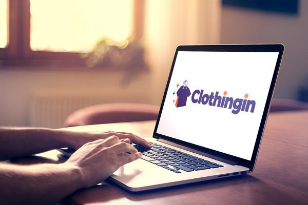 Sample branding #3 for Clothingin
