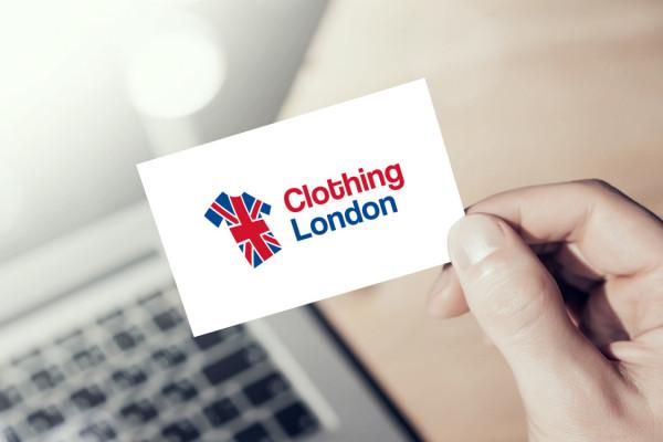 Sample branding #2 for Clothinglondon