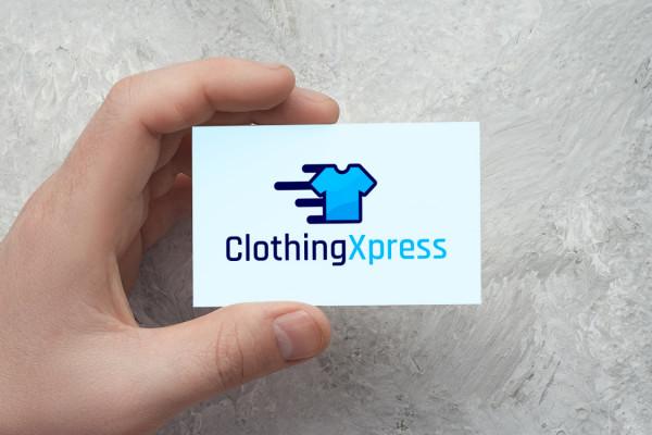 Sample branding #1 for Clothingxpress