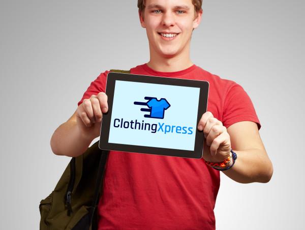 Sample branding #2 for Clothingxpress
