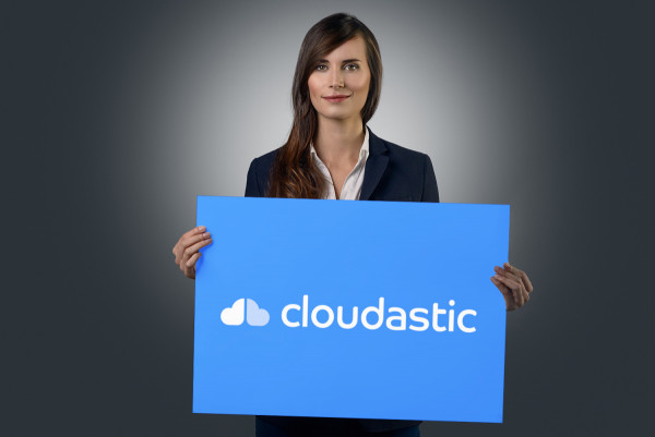 Sample branding #3 for Cloudastic