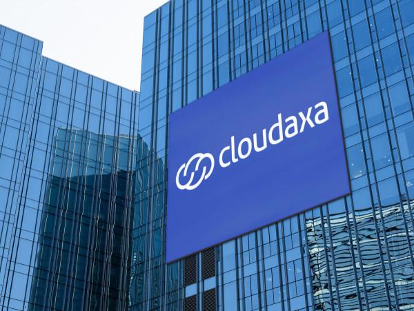 Sample branding #1 for Cloudaxa