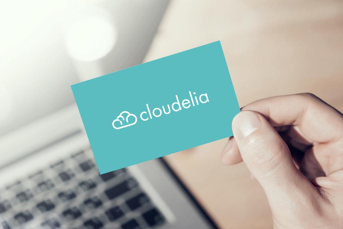 Sample branding #3 for Cloudelia