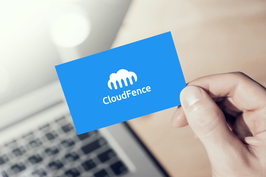 Sample branding #3 for Cloudfence