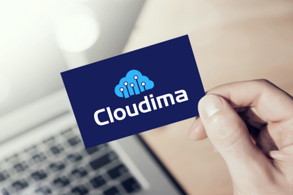 Sample branding #2 for Cloudima