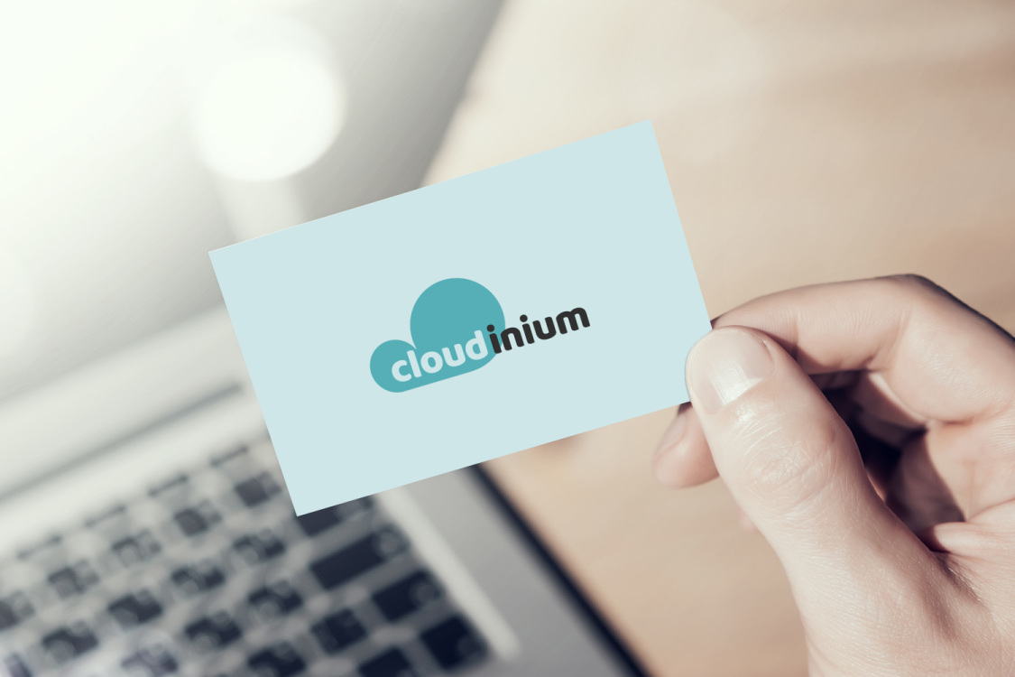 Sample branding #1 for Cloudinium