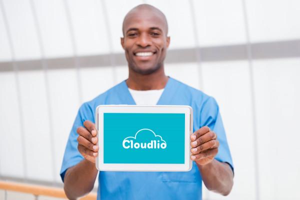 Sample branding #3 for Cloudlio