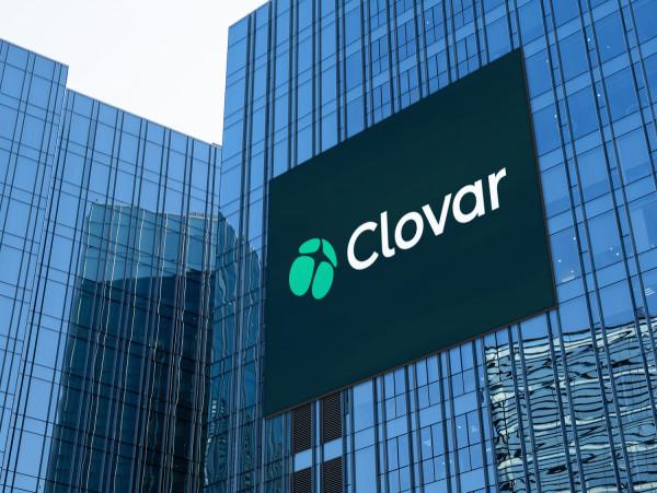 Sample branding #3 for Clovar