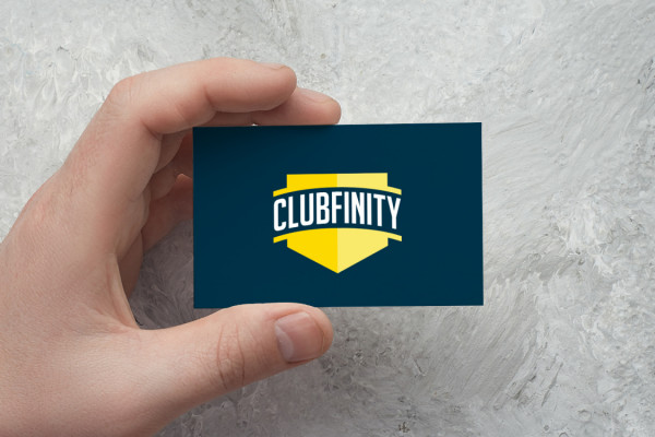 Sample branding #3 for Clubfinity