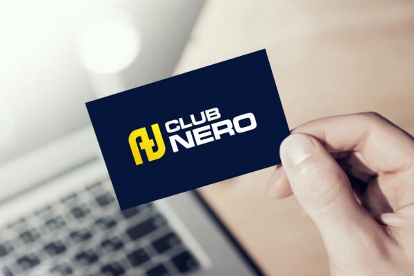 Sample branding #2 for Clubnero