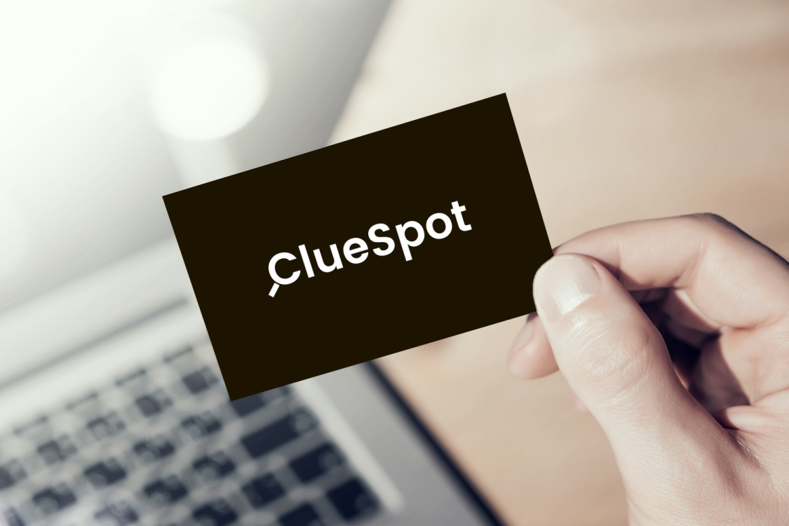 Sample branding #2 for Cluespot
