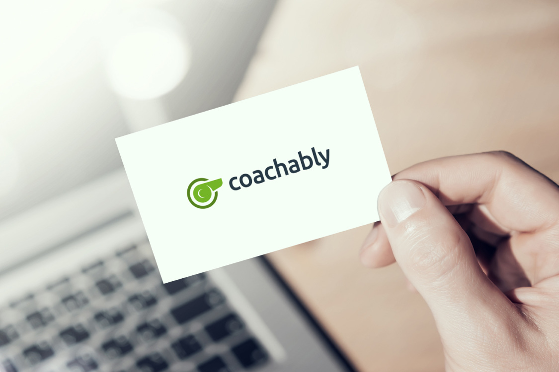 Sample branding #1 for Coachably