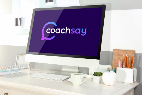 Sample branding #1 for Coachsay