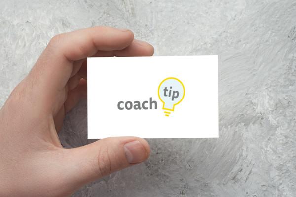 Sample branding #2 for Coachtip