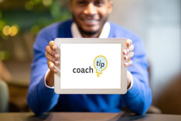 Sample branding #3 for Coachtip