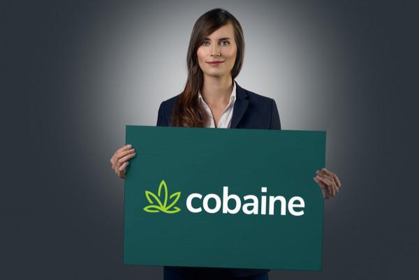 Sample branding #3 for Cobaine