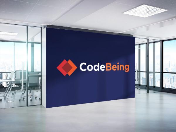 Sample branding #2 for Codebeing