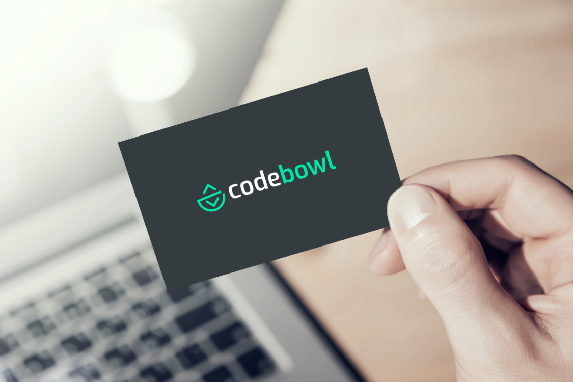Sample branding #3 for Codebowl