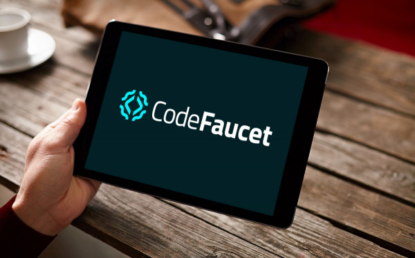 Sample branding #2 for Codefaucet