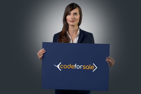 Sample branding #1 for Codeforsale