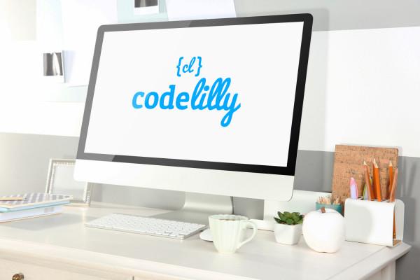 Sample branding #3 for Codelilly