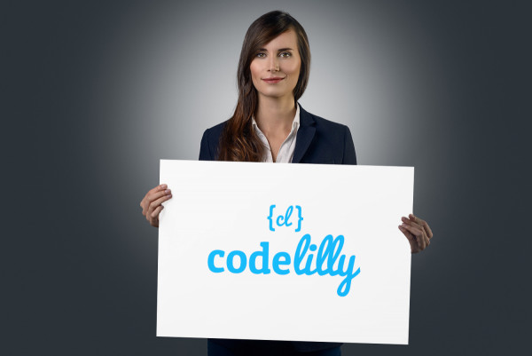 Sample branding #2 for Codelilly