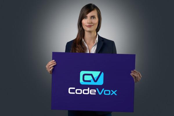 Sample branding #3 for Codevox