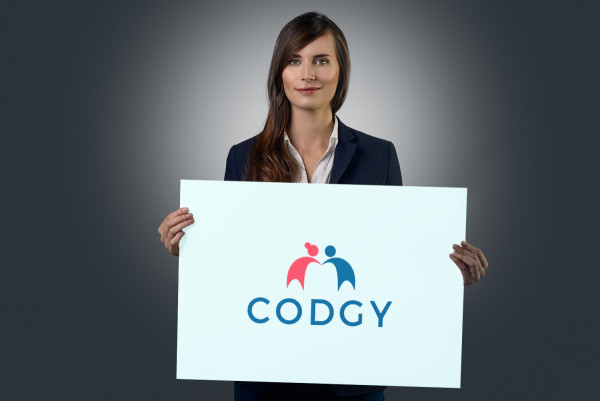 Sample branding #3 for Codgy