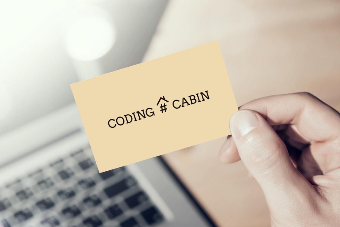 Sample branding #3 for Codingcabin