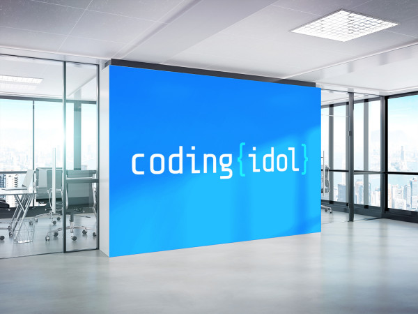 Sample branding #3 for Codingidol