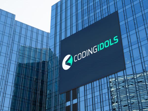 Sample branding #3 for Codingidols