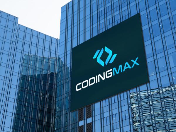 Sample branding #1 for Codingmax