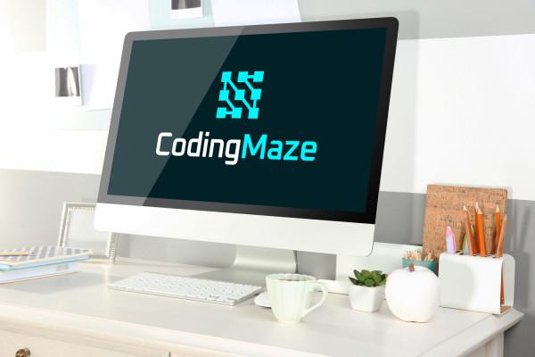 Sample branding #2 for Codingmaze