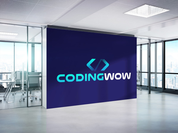 Sample branding #2 for Codingwow
