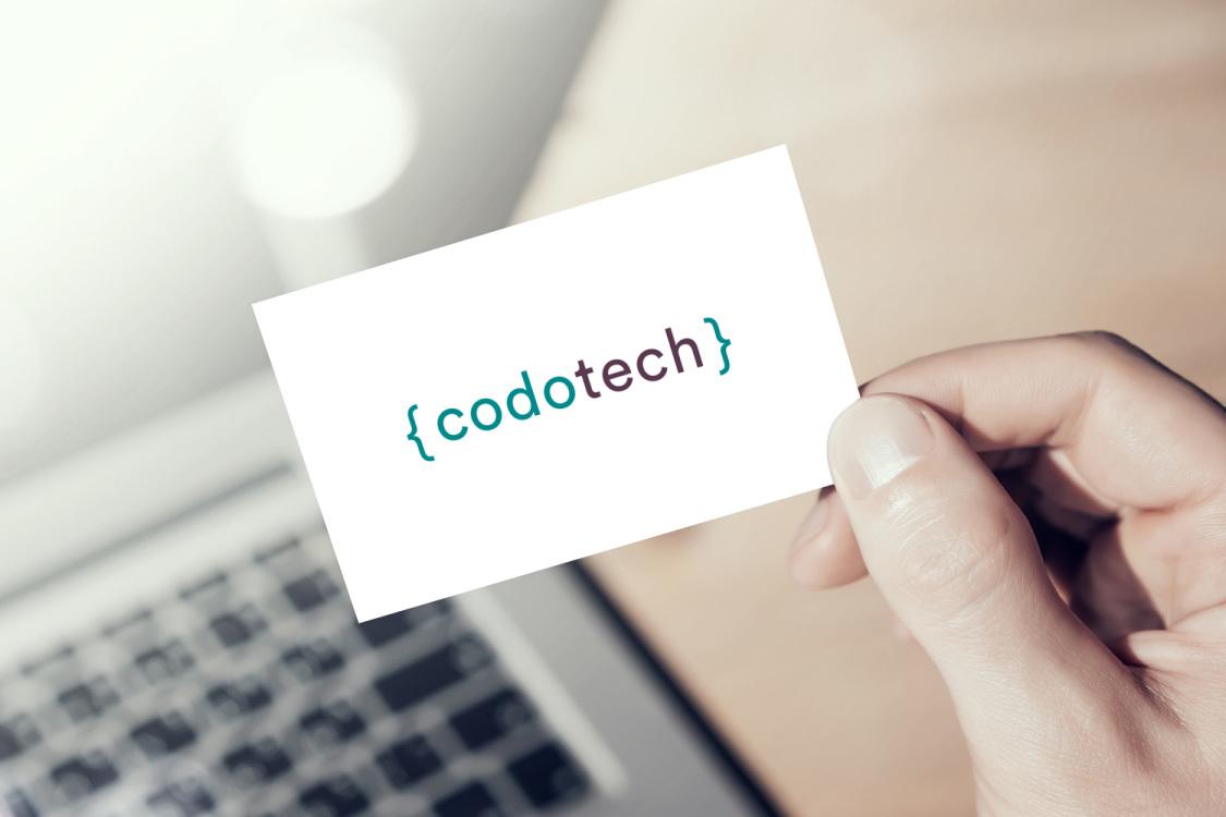 Sample branding #1 for Codotech