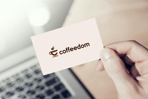 Sample branding #1 for Coffeedom