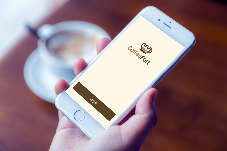 Sample branding #1 for Coffeefort
