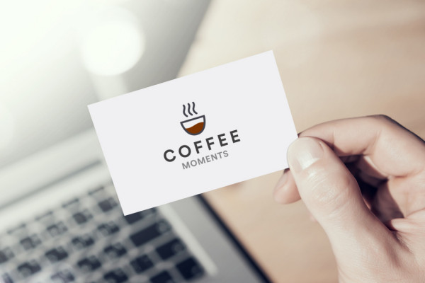 Sample branding #2 for Coffeemoments